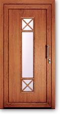 Hbi fenster und t ren for Fenster kunststoff holzoptik